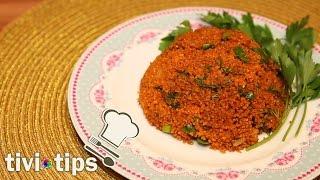 Kısır Tarifi | Tivitips Yemek Tarifleri