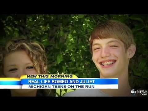 Families of Missing Michigan Teen Couple Asks Why They Wanted to Run Away