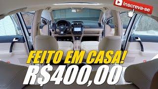 VLOG7008 INTERIOR BEGE COM R$400,00? PARTES PLÁSTICAS DO CARRO INSCREVA-SE NO CANAL thumbnail