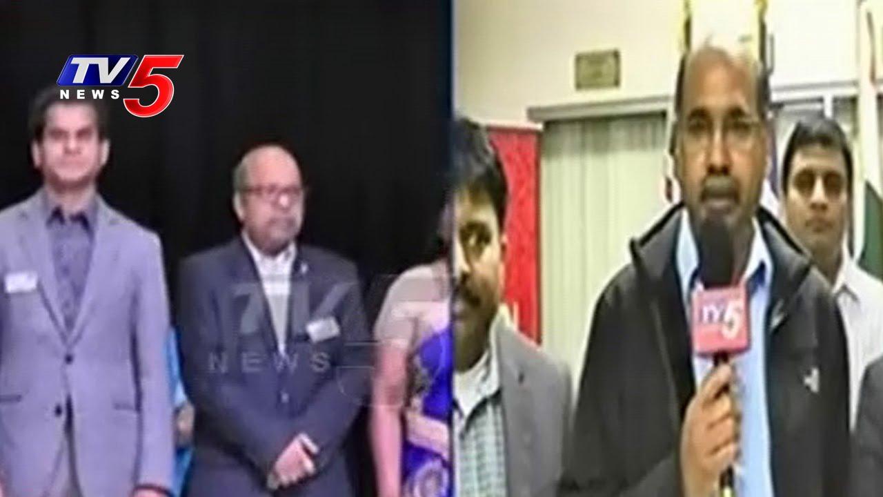 NATA Membership Drive In Dallas | NATA Maha Sabhalu In May | America | TV5 News