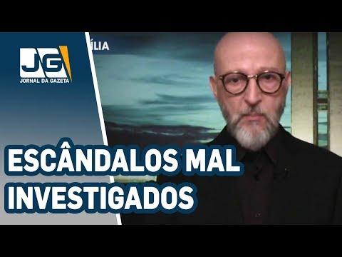 Josias de Souza/Escândalos mal investigados no PSDB/SP