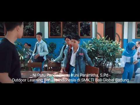 Outdoor Learning di SMK TI Bali Global Badung