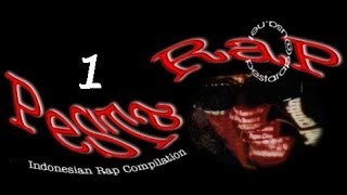 FULL ALBUM Pesta Rap - Vol 1 (1995) Indonesia