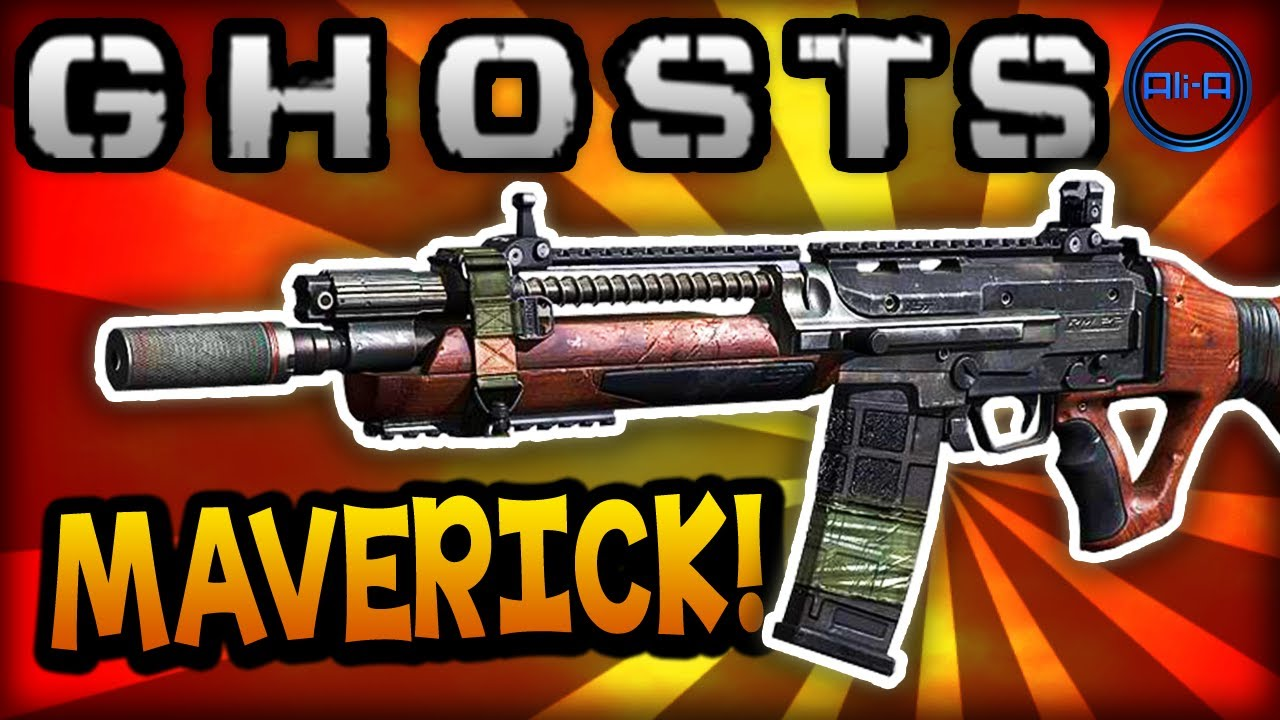 Call of Duty Ghost Onslaught Gameplay - Maverick Sniper ...