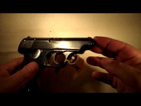 SAUER 38H 32ACP EARLY HIGH POLISH AT MARENGO GUNS #3124
