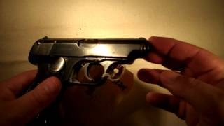SAUER 38H 32ACP EARLY HIGH POLISH AT MARENGO GUNS #3124