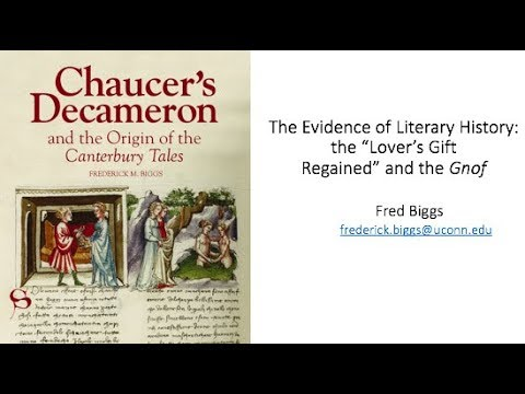 Chaucer's Gnof