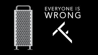YOUR OPINION ON THE MAC PRO IS WRONG! (And here's why...) - A Filmmaker's Perspective