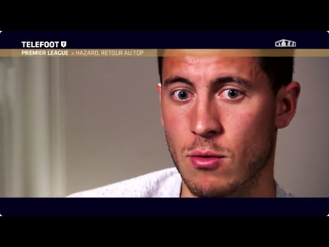 Eden Hazard talks about Chelsea and Real Madrid rumors