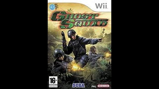 Ghost Squad - Nintendo Wii Playthrough Mission Fail