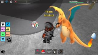 SO MANY FANS! - Roblox Pokemon GO 6