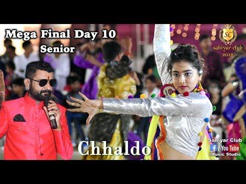 Dandiya Nonstop 2018 | 105 | Chhaldo | Senior | Six Step | Rahul Mehta | Mega Final
