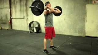 Front Squat - How To Demonstration