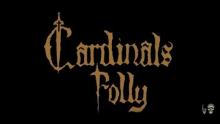 Cardinals Folly - Deranging the Priest (Single 2020)   Lyric Video