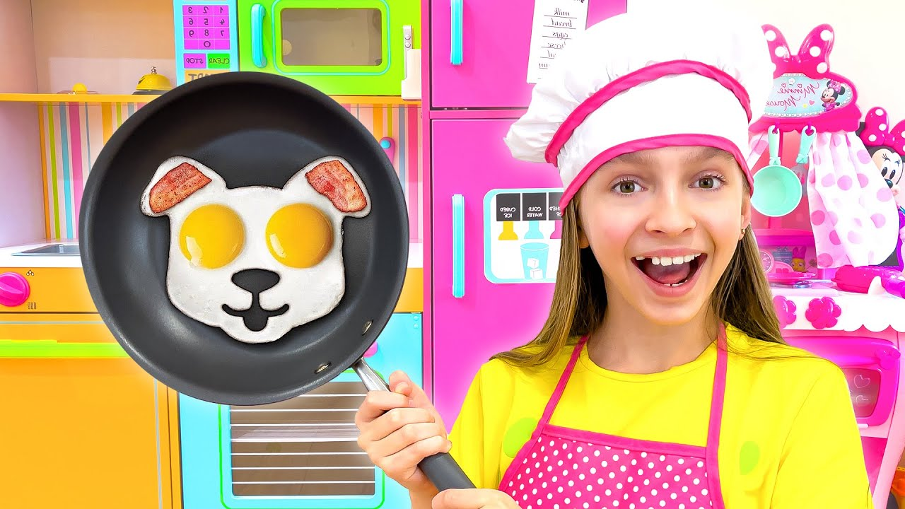 Breakfast for Mommy and other children's songs with Alicia and Alex by Sunny Kids Songs