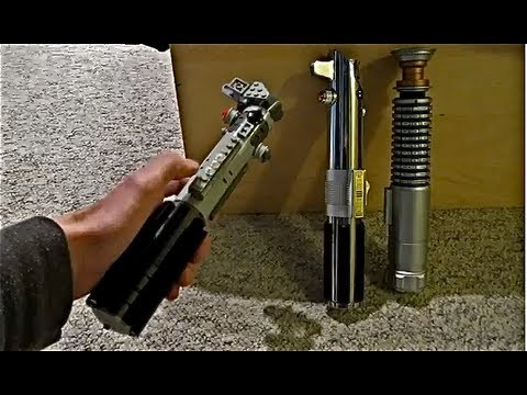 lego lightsaber - star wars - youtube