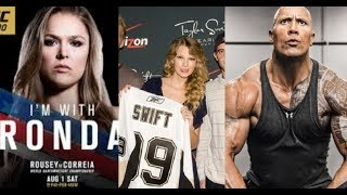 Top 10 Athletes who love Taylor Swift