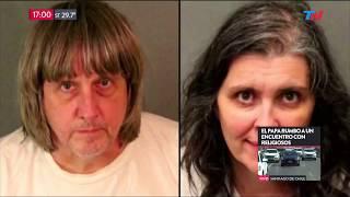 Horror en California: Tenía a sus 13 hijos encadenados