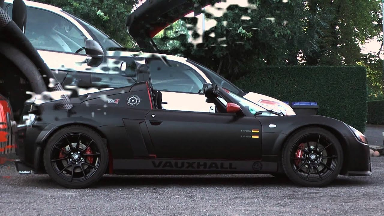 opel speedster vx220 supercharged youtube. Black Bedroom Furniture Sets. Home Design Ideas