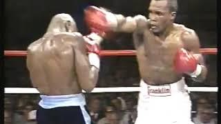 Boxing - 1987 - HBOs  Larry Merchant Reviews Rounds 9 Thru 12 Of Leonard Vs Hagler Title Fight