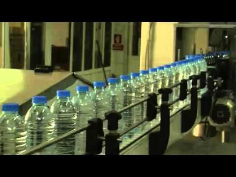 Factory Water Bottle