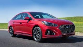 Hyundai Sonata 2018 Car Review