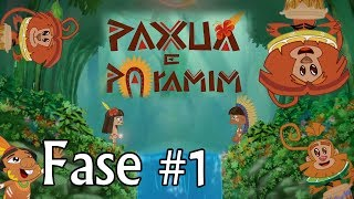 Paxuá e Paramim - Fase 1 (Android/ios) gameplay Video