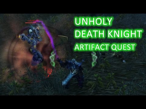 Best artifact options for unholy dk