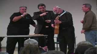 The Devotions Perform their Hit Song ''Rip Van Winkle'' at the Sachem Public Library