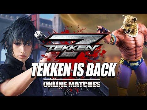 TEKKEN IS BACK: Tekken 7 - Noctis Online Ranked Matches