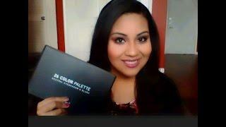 BH Cosmetics 26 Palette & blush Review Thumbnail