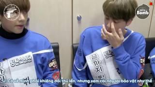 Video [VIETSUB][BANGTAN BOMB] the challenge to 'Ssireum (Korean Wrestling)' download MP3, 3GP, MP4, WEBM, AVI, FLV Juli 2018