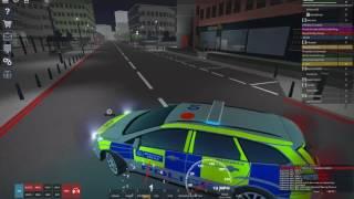 [Roblox London] Met SCO19 Patrol night shift traffic job