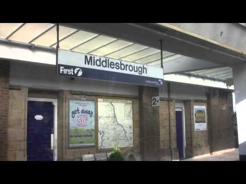 Exploring the Bishop Auckland to Saltburn Line 17th Oct 2012