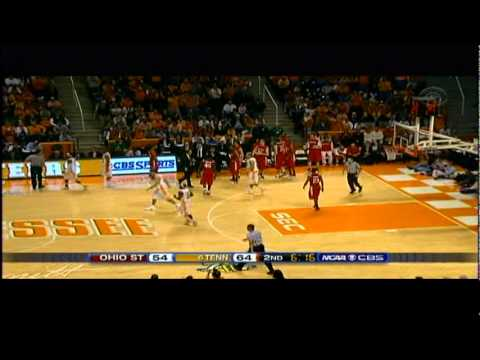 Lofton & Vols Beat Ohio State in Knoxville '07'08