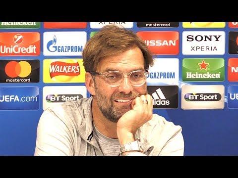 Liverpool 5-2 Roma - Jurgen Klopp Post Match Press Conference - Champions League Semi-Final