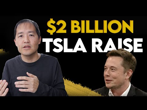 Tesla $2 Billion Stock Offering Pushes Stock Higher... And Why It Matters