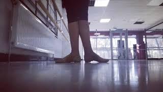Урок балета