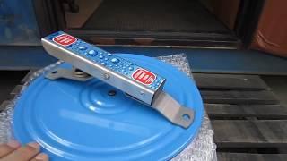 видео Прищепка для автомобильного коврика