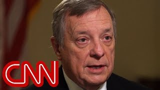 Durbin doubles down Trump said shithole