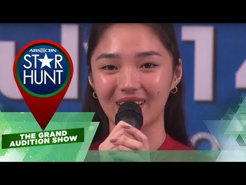 Star Hunt The Grand Audition Show: Missy from Cebu attempts to make her parents proud  EP 55