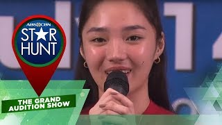 Star Hunt The Grand Audition Show: Missy from Cebu attempts to make her parents proud | EP 55