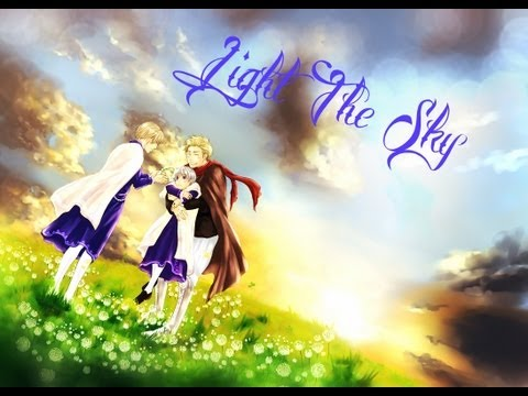Nightcore- Light The Sky