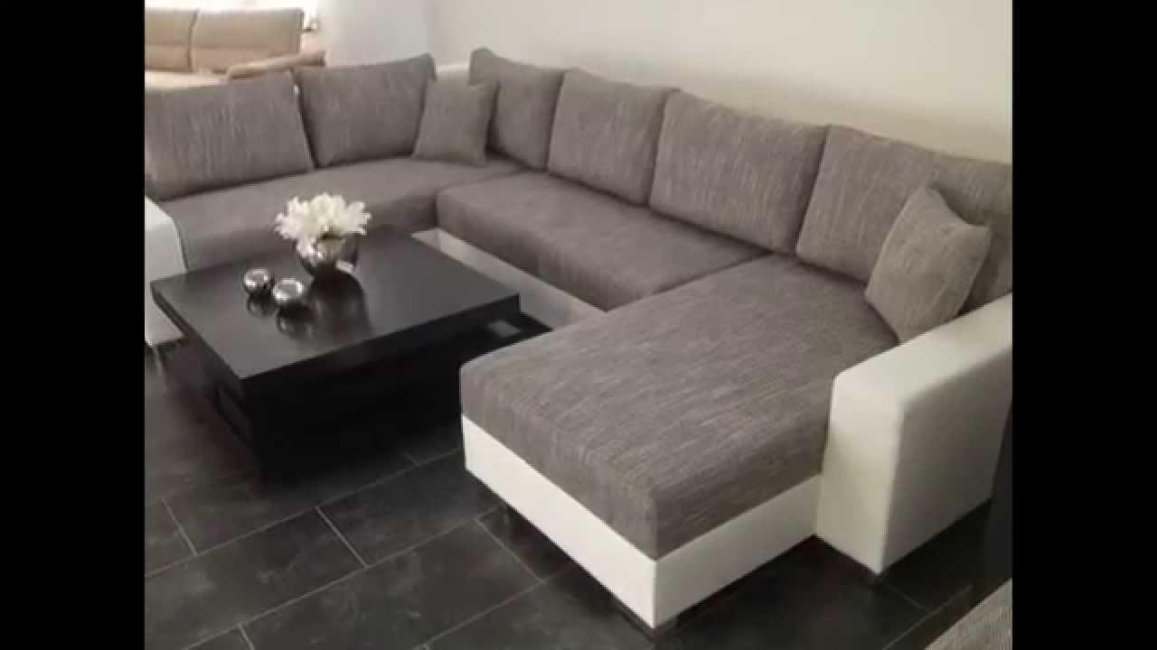 Moderne Polstermobel Sofa Couch Wohnlandschaften Sofa