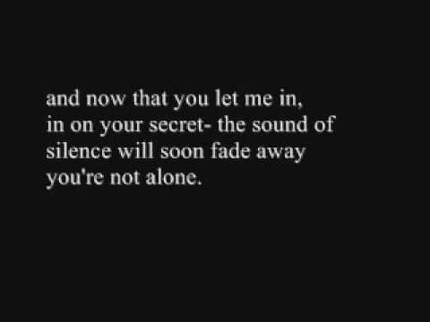 greeley estates- secret [lyrics]