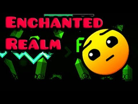 La Mejor Cancion!! - Enchanted Realm by haoN - Geometry Dash (2.0)