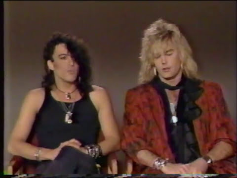 Ratt interview on Radio 1990 (1985)