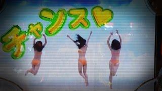 スーパー海物語 IN JAPAN、『Summertime Magic』のエンディング! 三宅梢子 動画 20