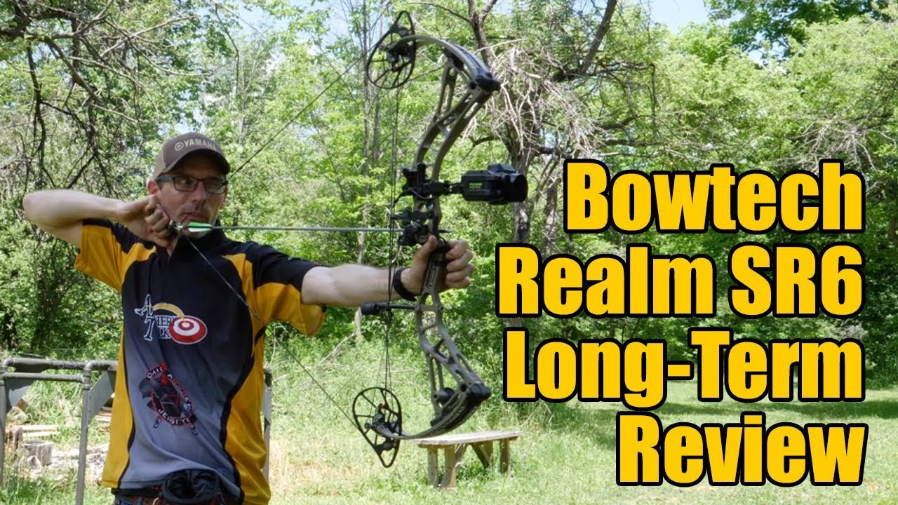 Bowtech Realm SR6 Hunting Bow Review by ArcheryTalk