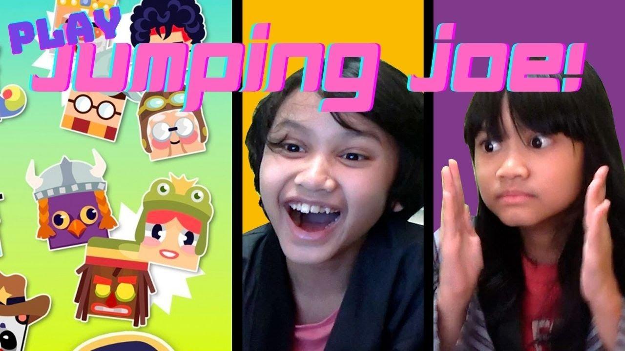 KAMI BERTANDING LEWAT GAME JUMPING JOE!